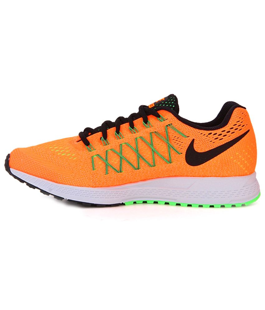 9b4269c04964 Nike Air Zoom Pegasus 32 Orange Sports Shoes - Buy Nike Air Zoom ...