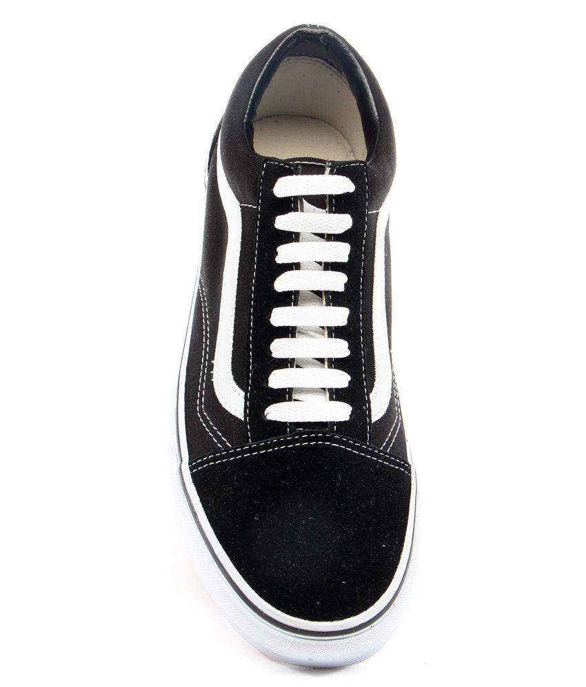Vans Old Skool Black Casual Shoes - Buy Vans Old Skool Black Casual ... 5c59298ce
