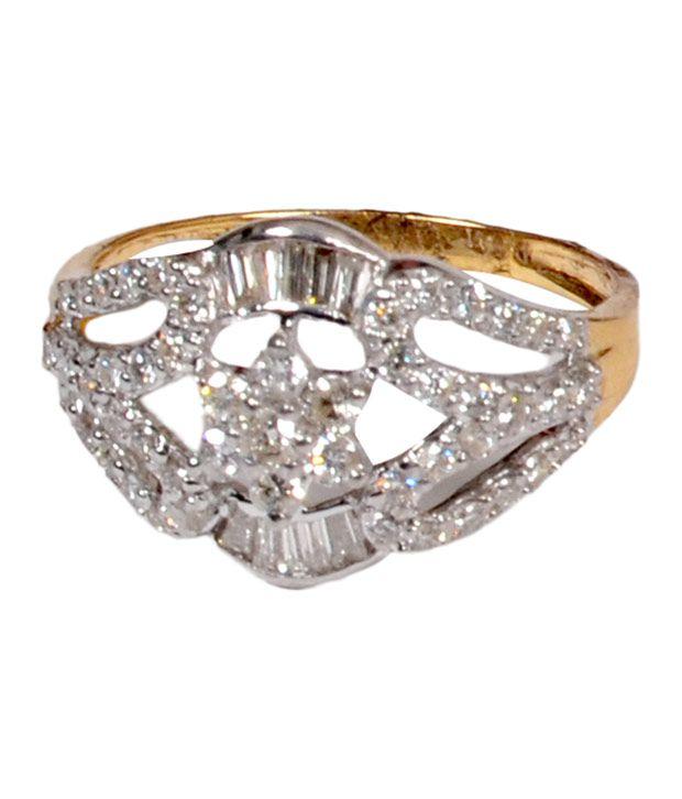 Aralias 14kt Gold Ring