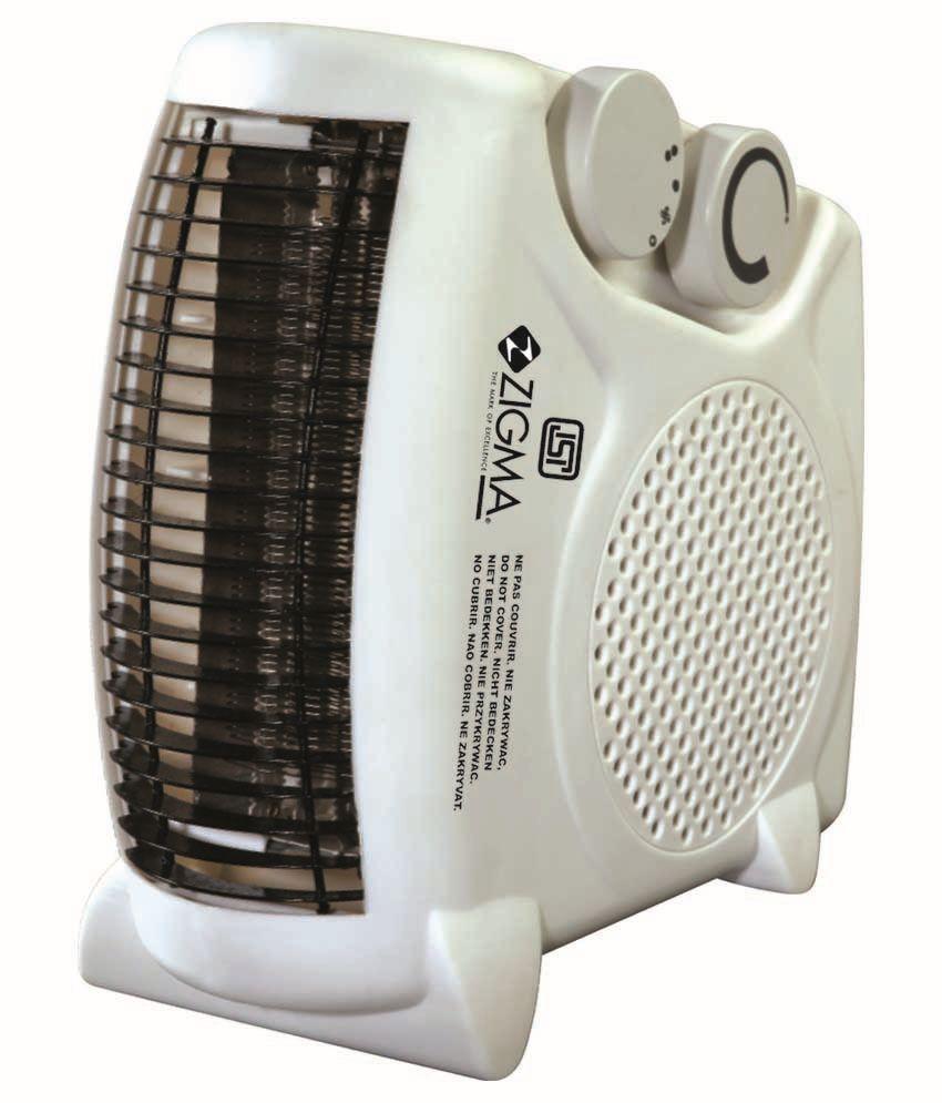 Zigma 2000 Z30 Room Heater White Buy Zigma 2000 Z30 Room Heater White