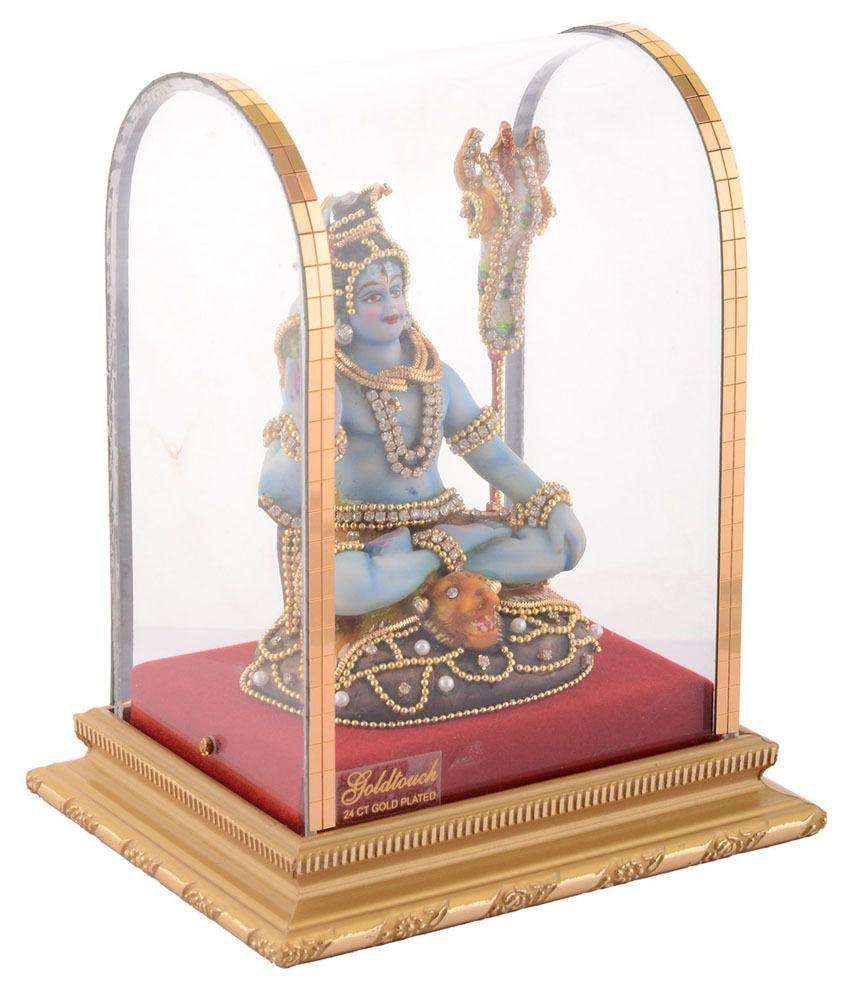Sheela's Arts & Crafts Shiva Idol