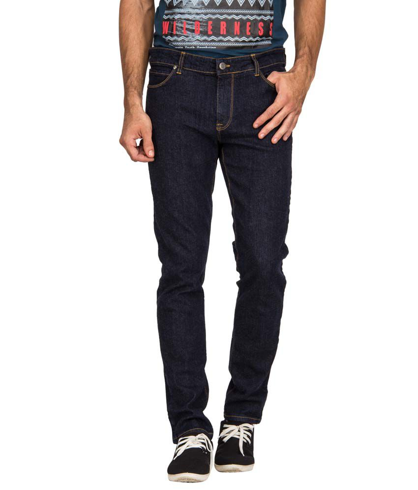 Blue Saint Blue Slim Fit Jeans