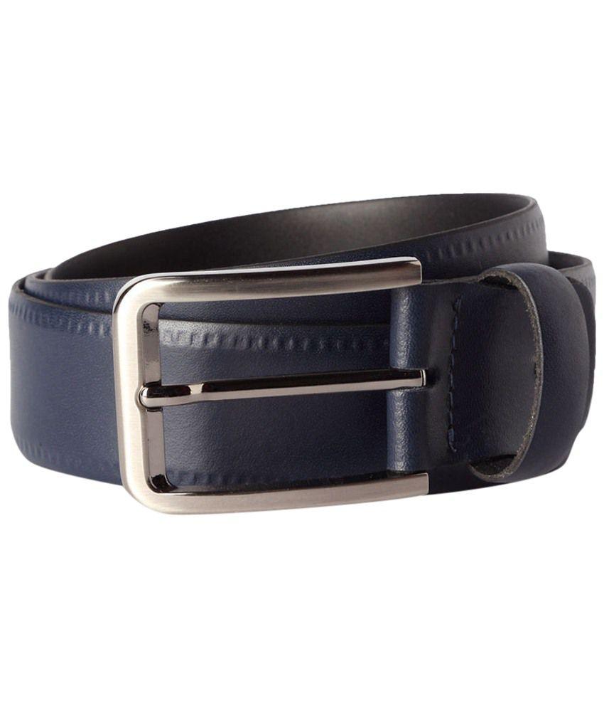 Peter England Navy Blue Belt