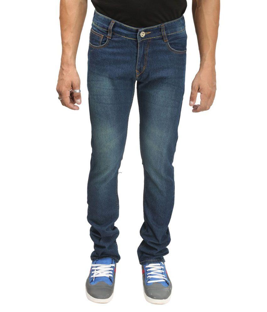 Surbhi Blue Slim Fit Jeans