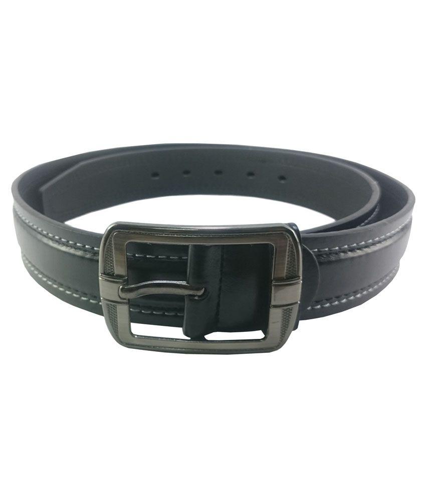 Kalewensen Black Formal Belt