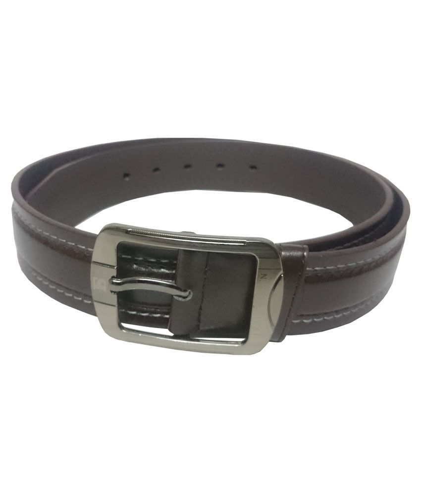 Kalewensen Brown Formal Belt