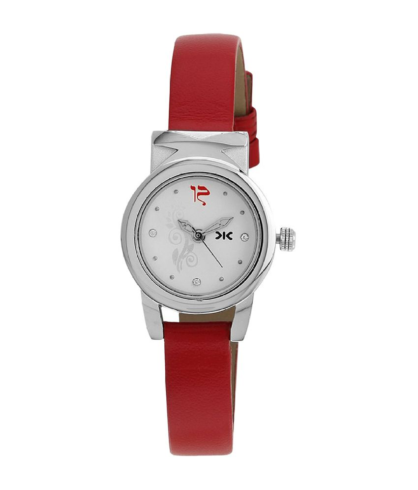 Killer Silver Dial Analog Women's Watch