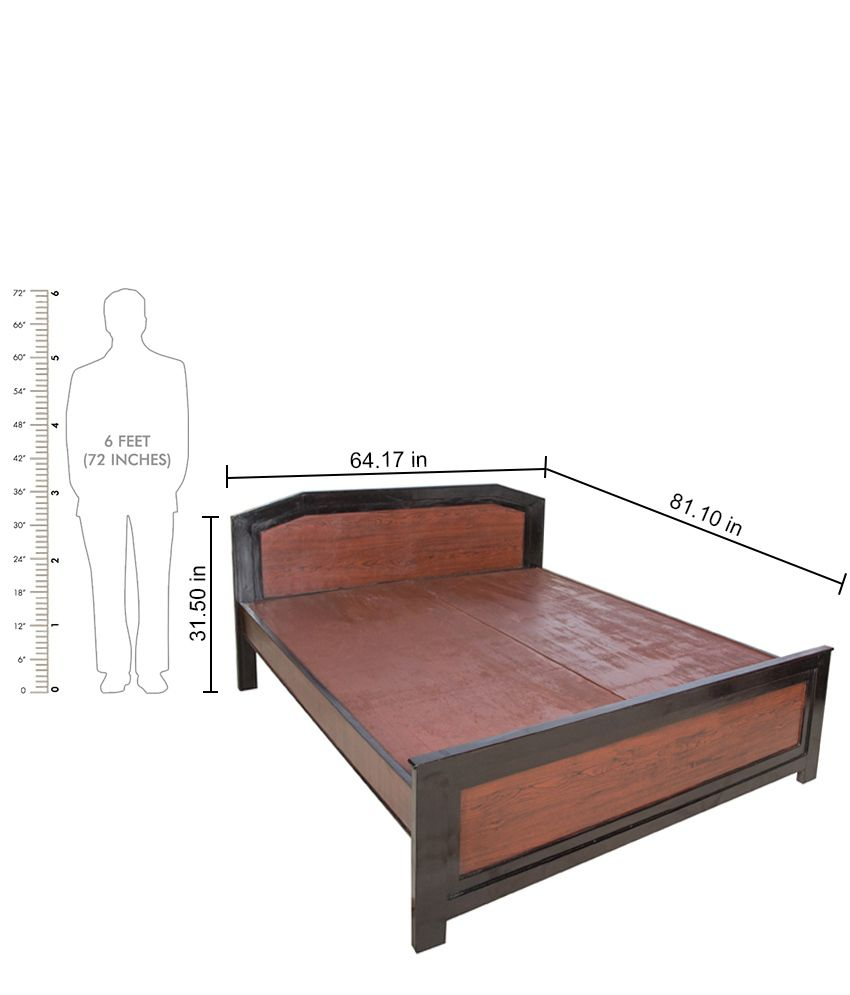 bantia furnitures queen size solid wood bed buy bantia furnitures