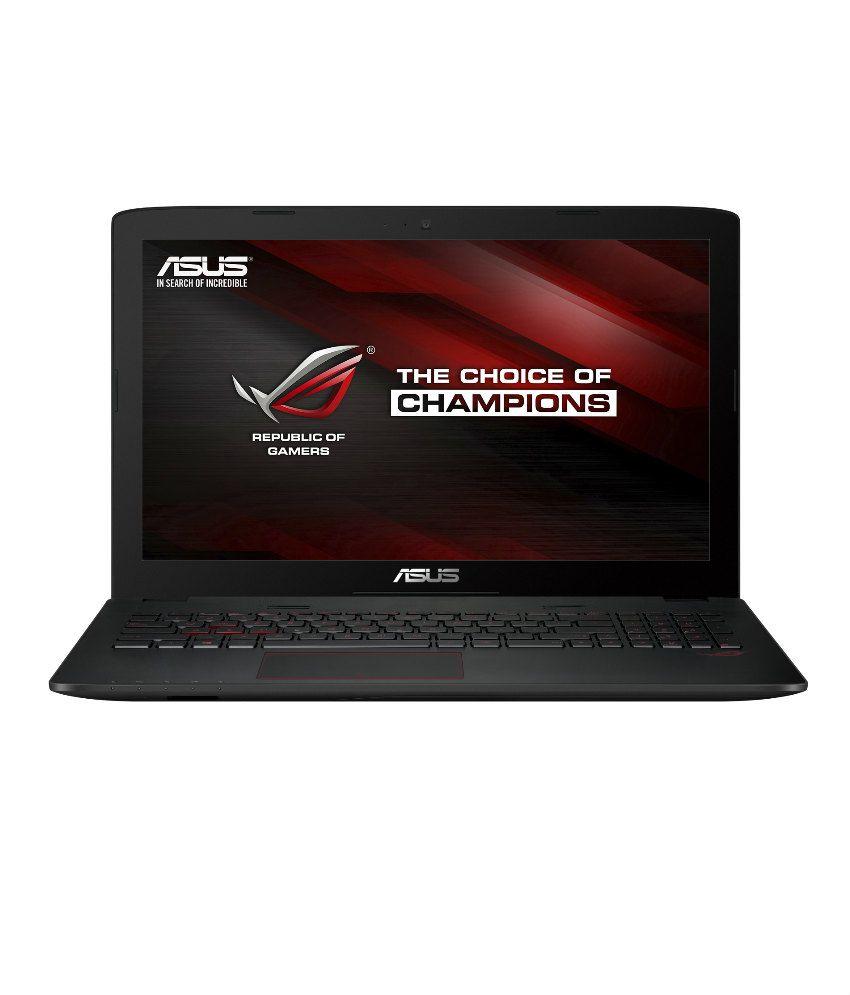Asus GL552JX-CN009H Notebook (90NB07Z1-M00090) (4th Gen Intel Core i7- 8GB RAM- 1TB HDD- 39.62 cm (15.6)- Windows 8.1- 2GB Graphics) (Black)
