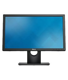 Dell E1916hv 18.5 LED Backlight Monitor With VGA-Black