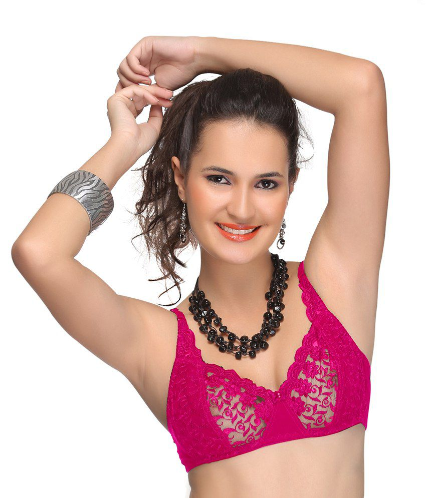 e060a93cbc Buy Alishan Pink Bra   Panty Sets Online at Best Prices in India ...