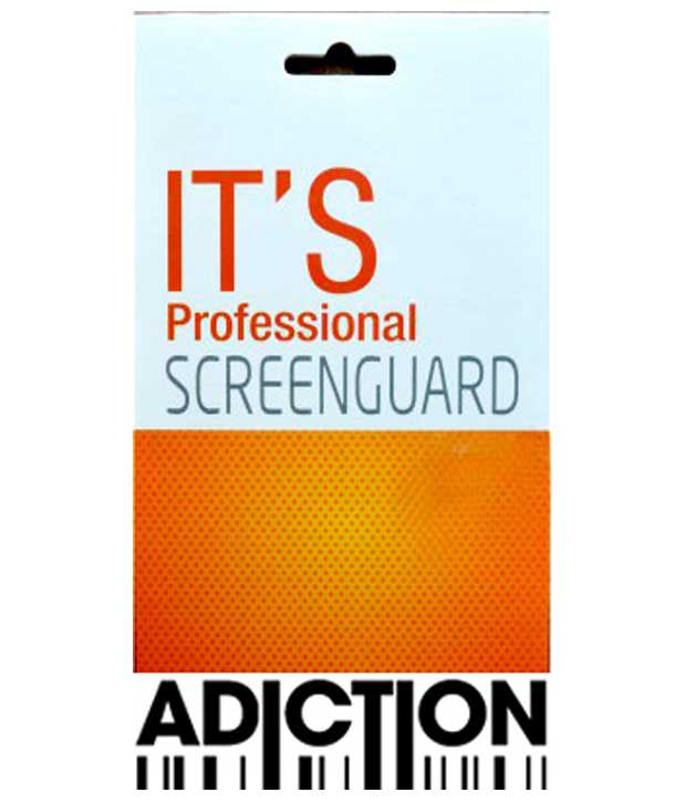 Adiction Clear Screen Guard For Sony Xperia C3 - Pack Of 2