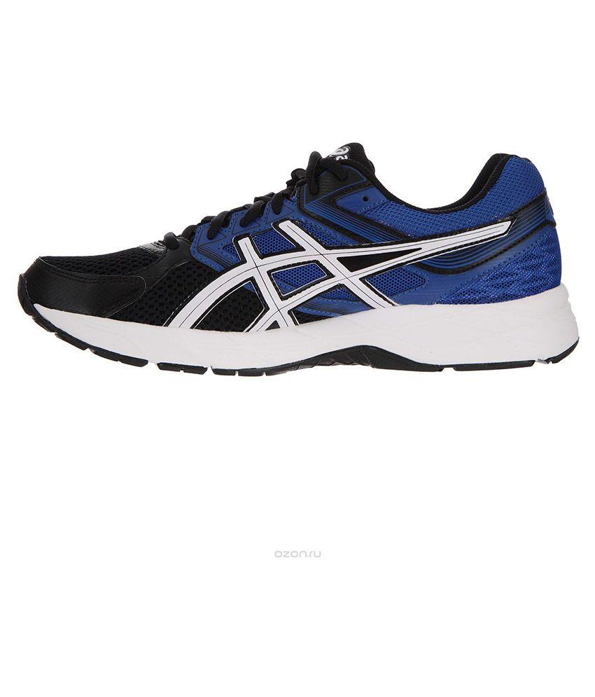 e1b9dc6cde84c Asics Gel Contend 3 Black Sports Shoes - Buy Asics Gel Contend 3 ...