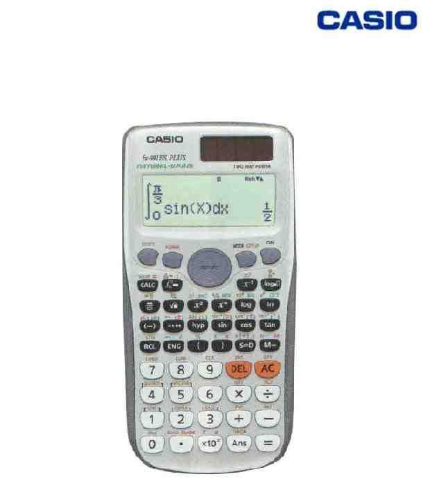Casio Scientific Calculator fx 991ES PLUS (pack of 10)