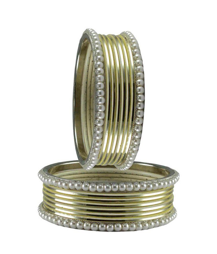 Vidhya Kangan Silver Brass Bangles