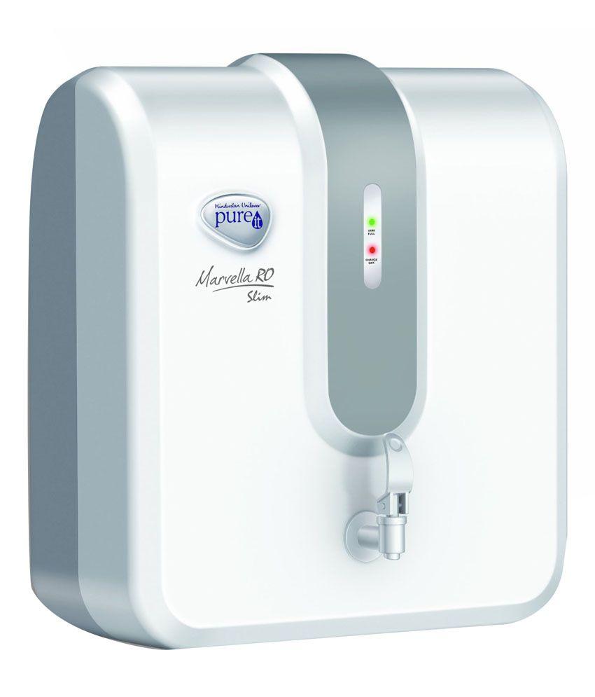 Pureit Marvella Slim RO Water Purifier - Buy Online @ Best Price ...