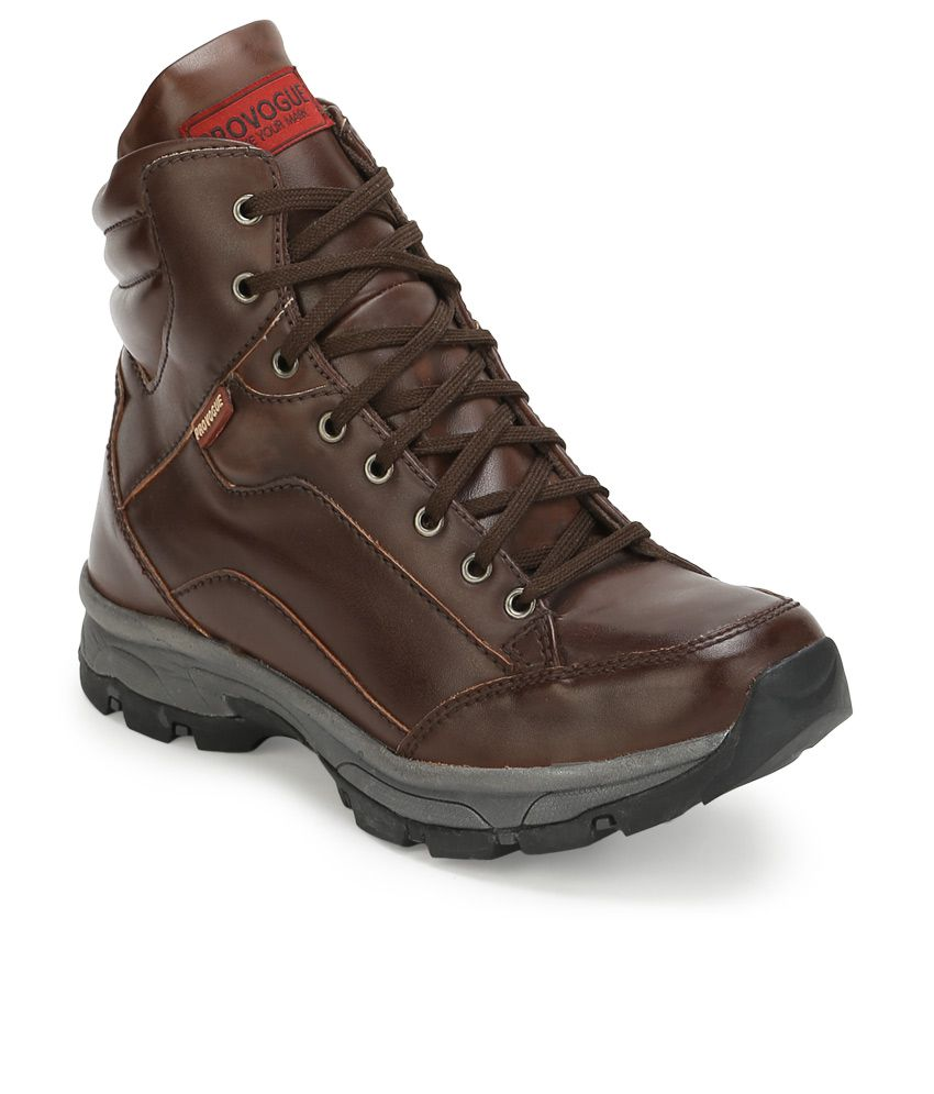 Provogue Brown Boots