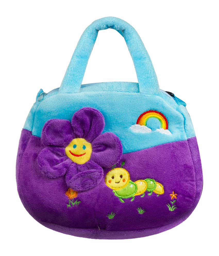 Dhoom Soft Toys Dhoom Soft Toys Purple Soft Bags