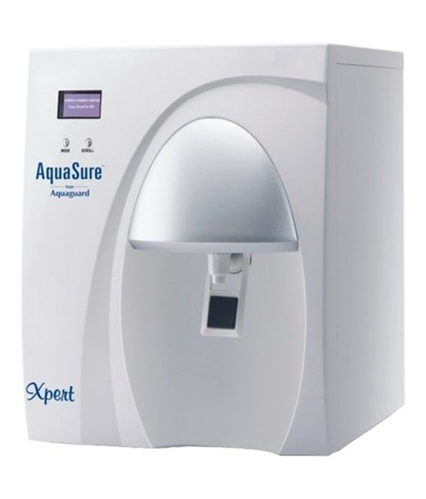 Eureka Forbes Aquasure Xpert RO+UV+UF Water Purifier By Snapdeal @ 18,099