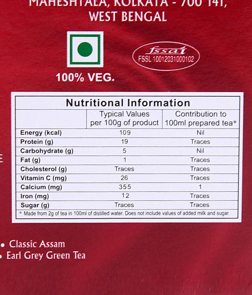 Twinings English Breakfast Tea Bags 25 S