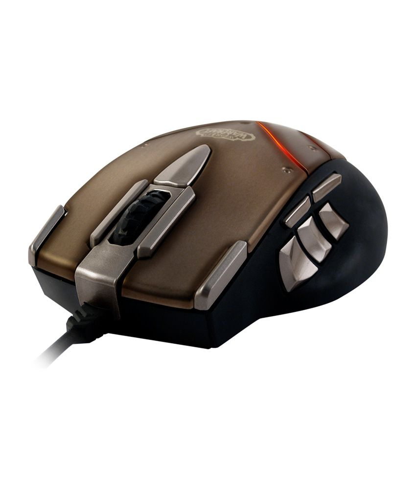 900ea0742b7 Buy Steelseries WOW Cataclysm Mouse Online at Best Price in India - Snapdeal