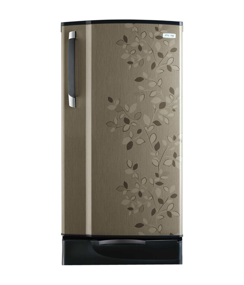 Godrej RD Edge SX 221 PDS 5.2 221 Litres (Carbon Leaf) Single Door Refrigerator