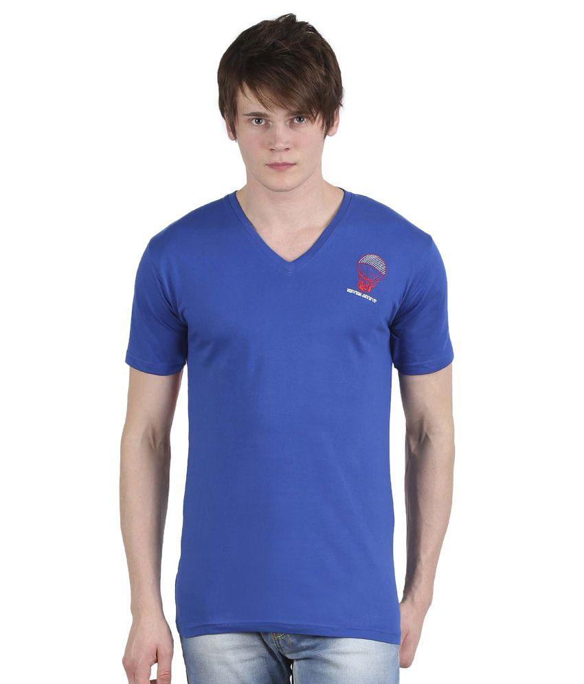 Tease denim blue cotton t shirt buy tease denim blue for Buy denim shirts online