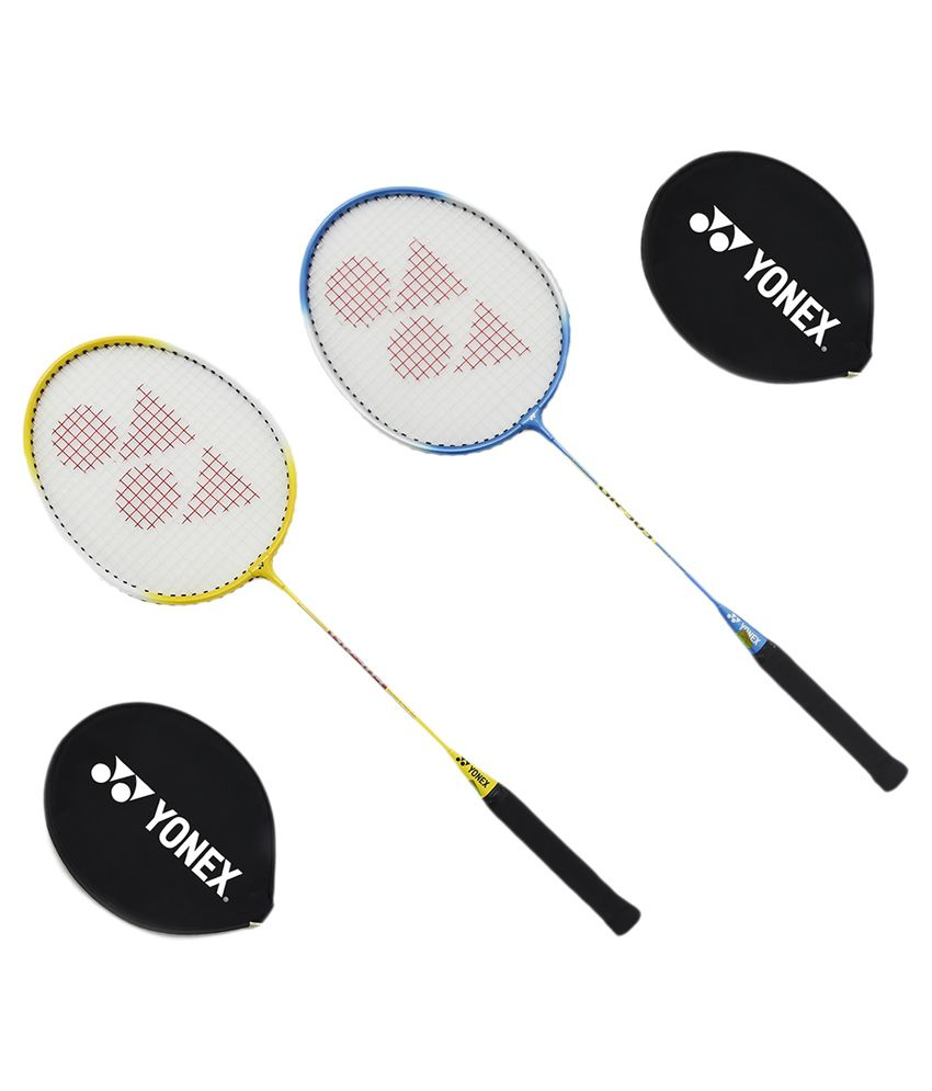 Yonex Gr-303 Racqets (Combo of 2 Racquets) By Snapdeal @ Rs.919