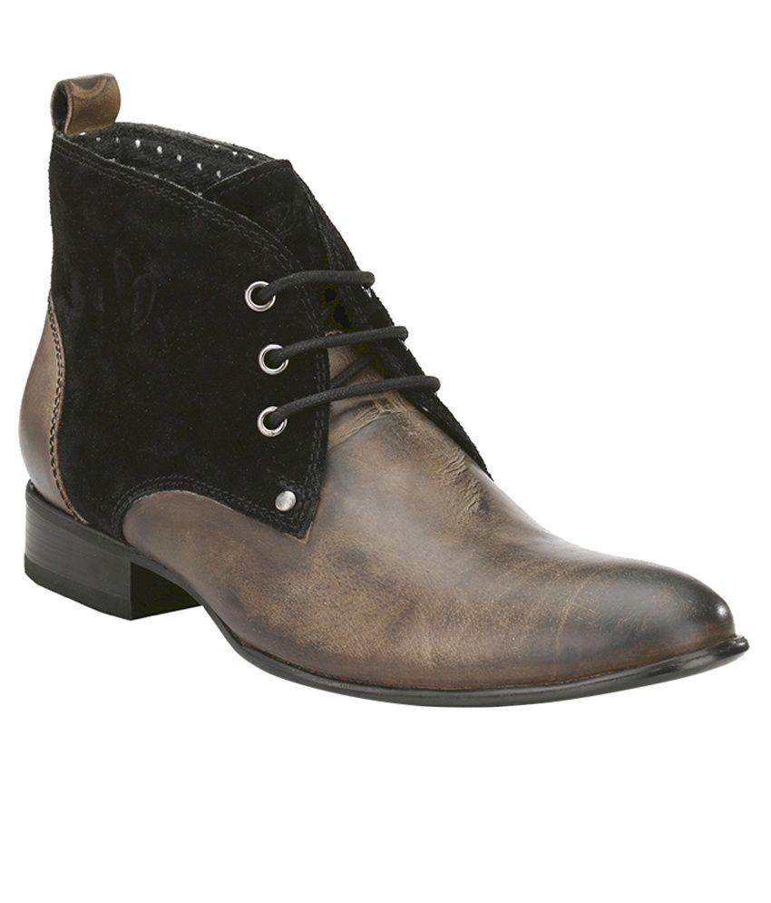 Delize 5056A Brown Boots