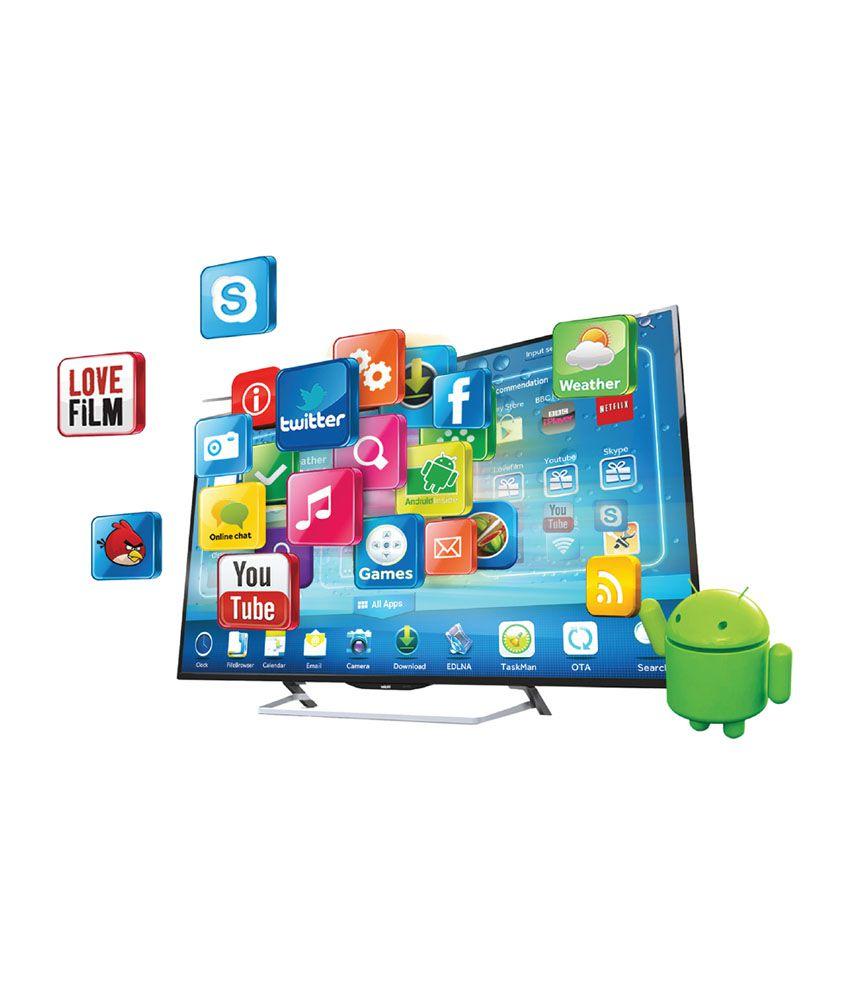 Haier LE55B7500U 139 cm (55) 4k Ultra HD Smart LED Television