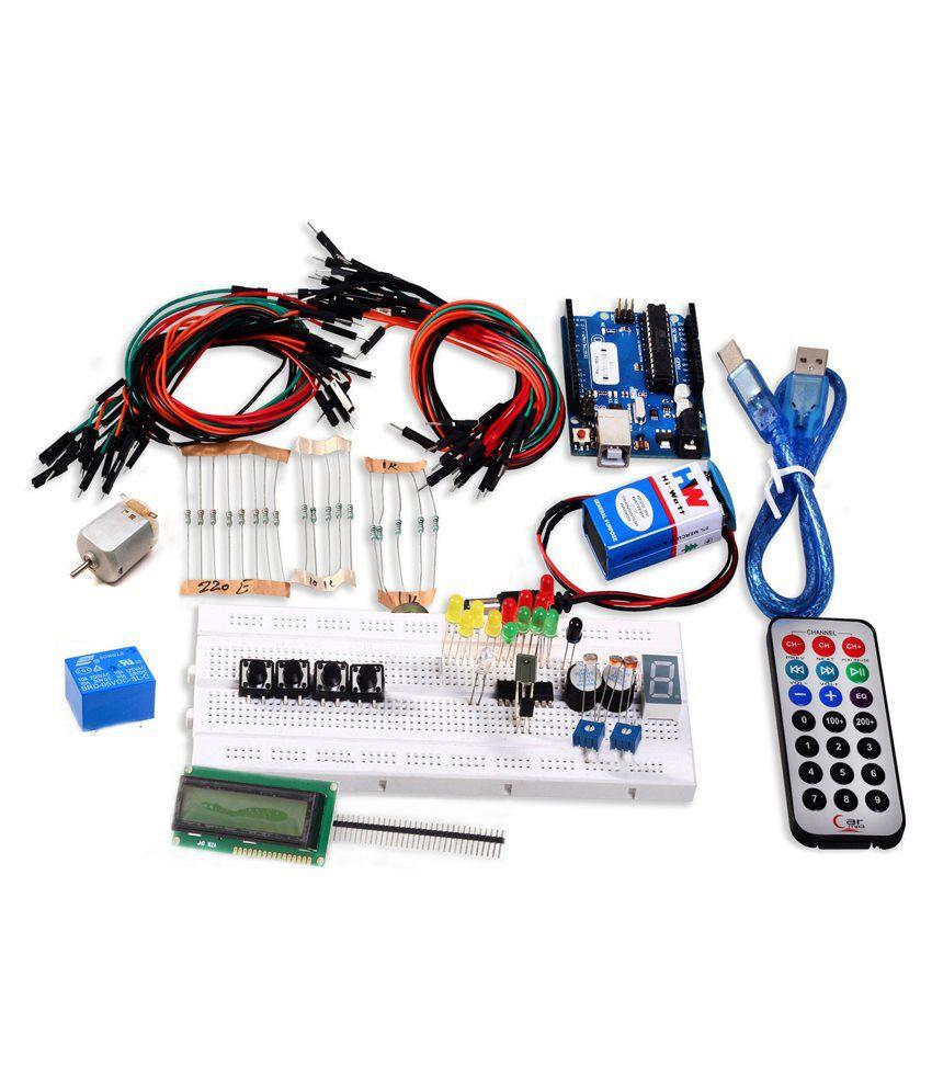 Arduino kit price at flipkart snapdeal ebay amazon