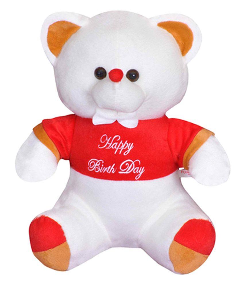 how to make a fabric teddy bear