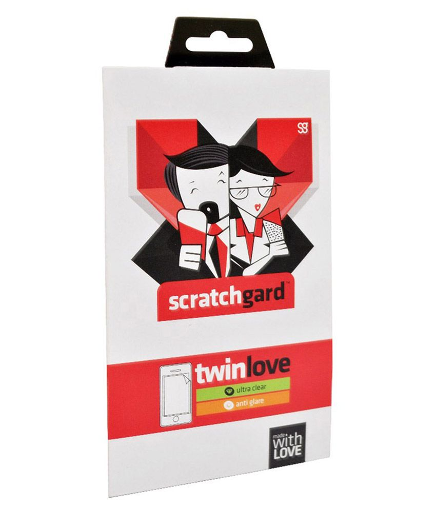Scratchgard Twin Pack Screen Protector For Vivo Y15S