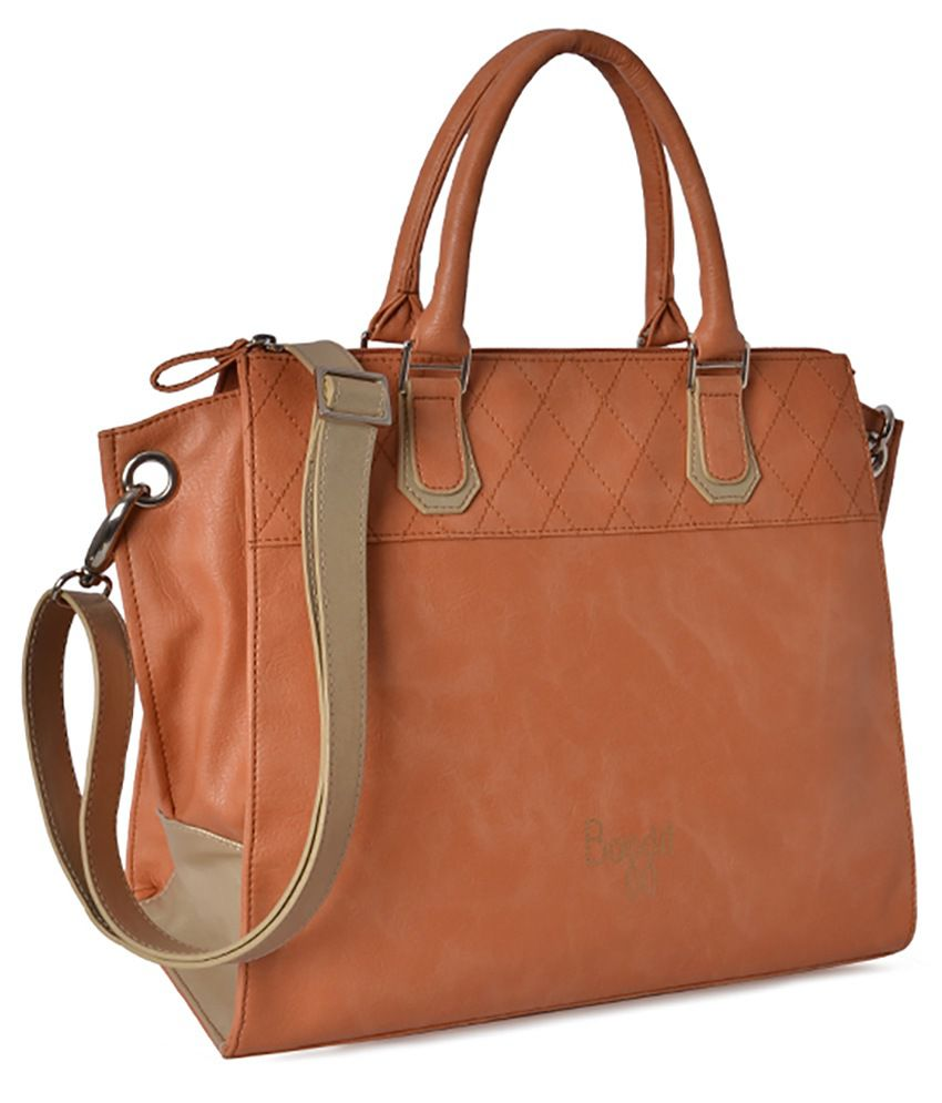 Baggit Enchanted Wan Beige Shoulder Bag - Buy Baggit Enchanted Wan ...