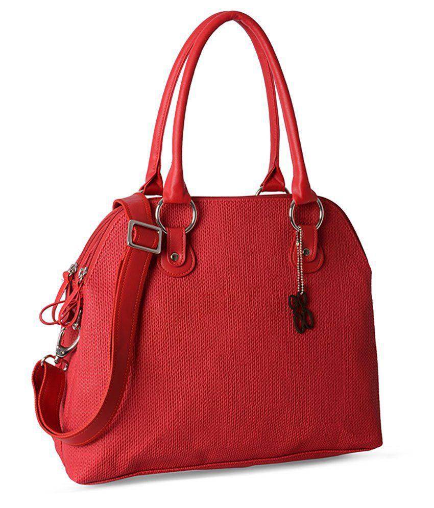 Baggit Pride Jhuti Red Shoulder Bag - Buy Baggit Pride Jhuti Red ...