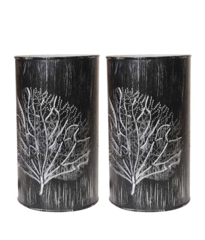 Height Of Designs Black Floor Lamp - Buy 1 Get 1 Free