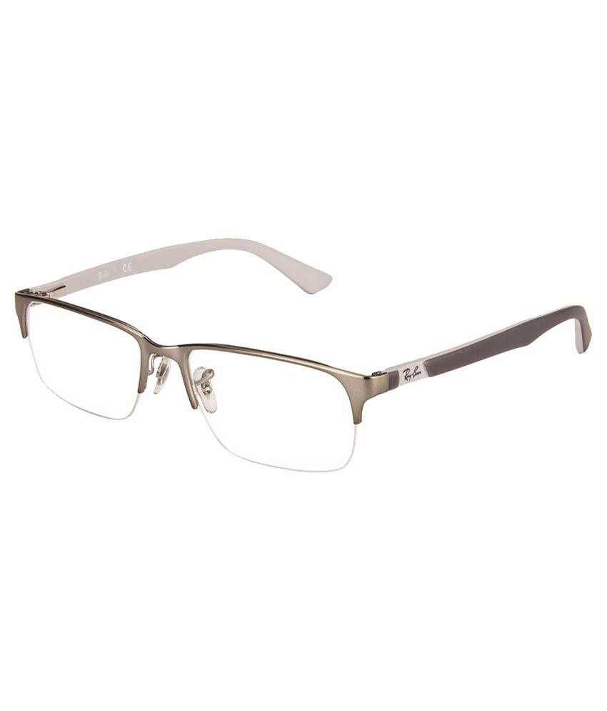 Ray-Ban Half Rim Eyewear Rx6305 2520 54 - Buy Ray-Ban Half Rim ...