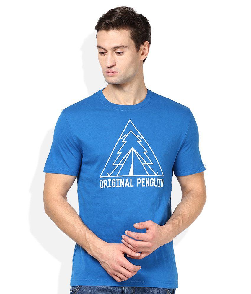 Original Penguin Blue T-Shirt