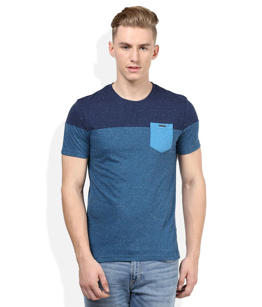 Being Human Multi Colored T-Shirt