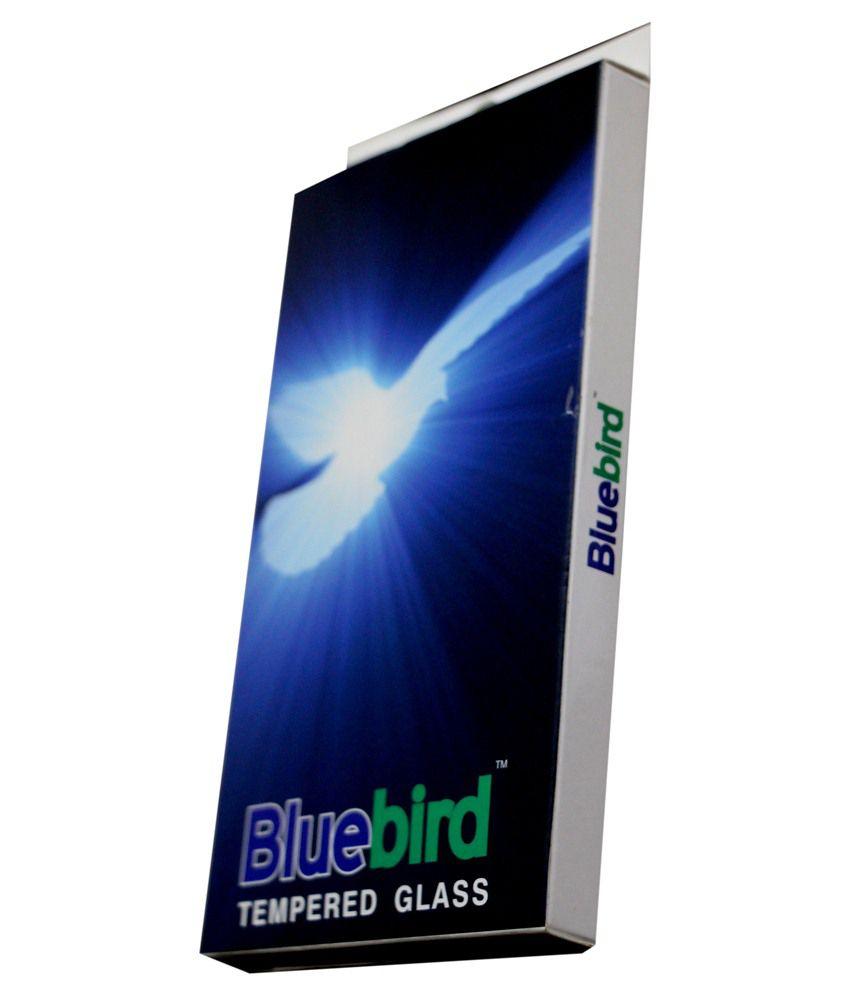 Bluebird Tempered Glass Screen Guard For Microsoft 532