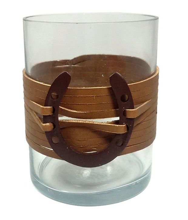 Epitome Horseshoe Candle Holder
