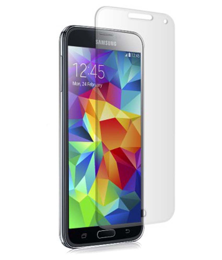 Samsung Galaxy S5 Tempered Glass Screen Guard by Tiptop