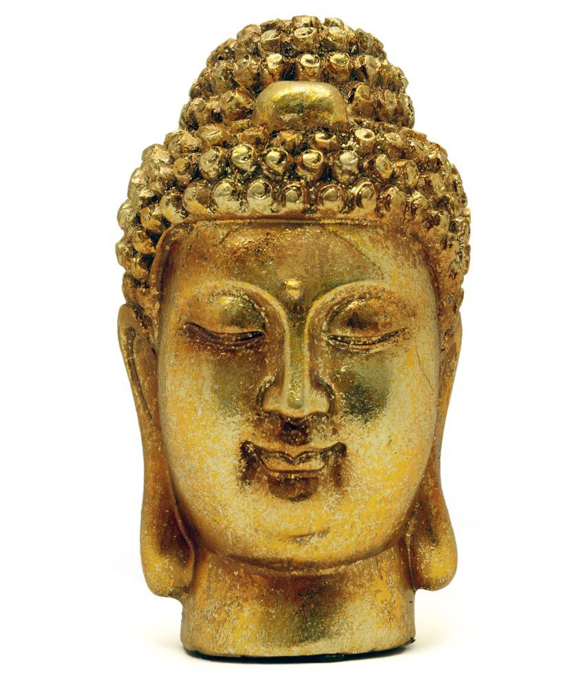 Farben white gautam buddha fengshui best price in india on 31st ...