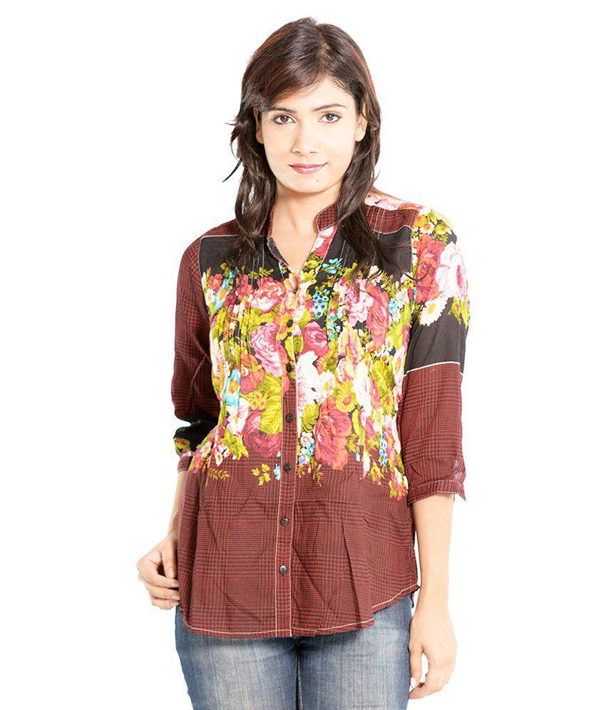 Sakhi Styles Multi Rayon Shirts