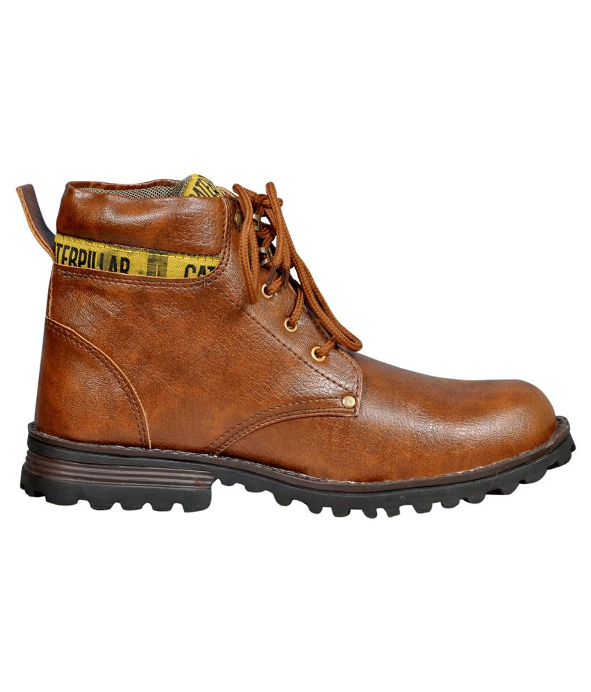 Caterpillar Steel Toe Shoes Online India