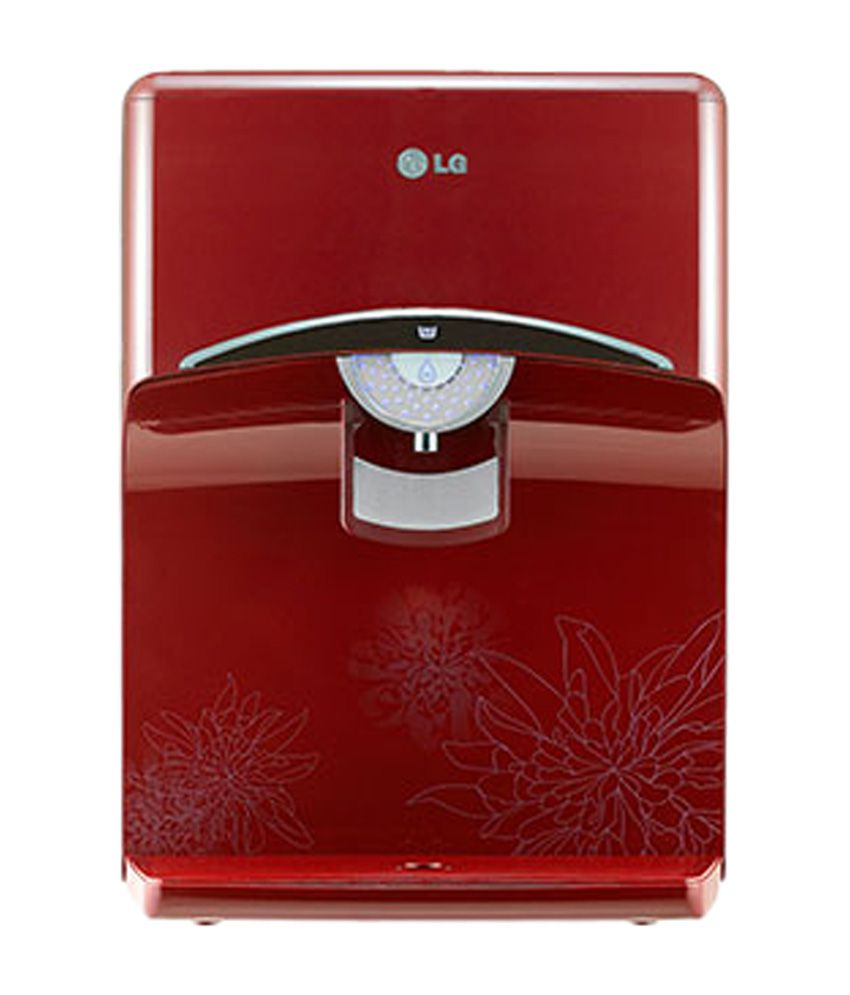 LG WAW73JR2RP Water Purifier - Red