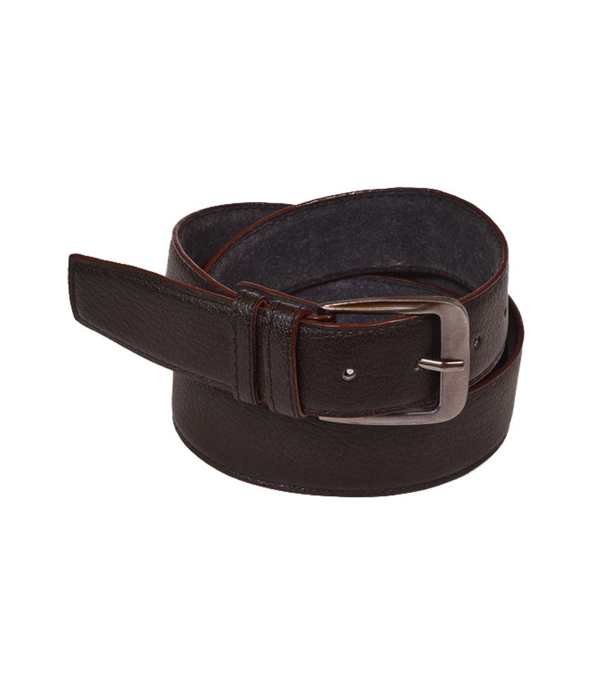 Daller Brown Casual Belt