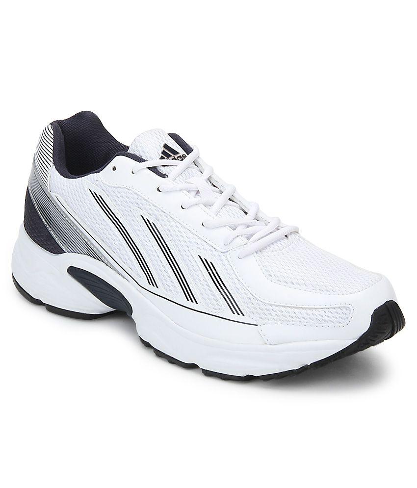 Adidas Mars White Sport Shoes Buy Adidas Mars White Sport