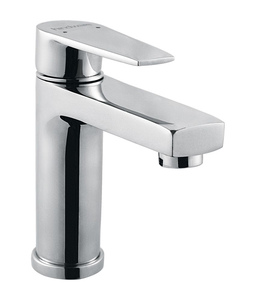 Hindware Bathroom Fittings: Buy Hindware Single Lever Basin F360011CP Online At Low