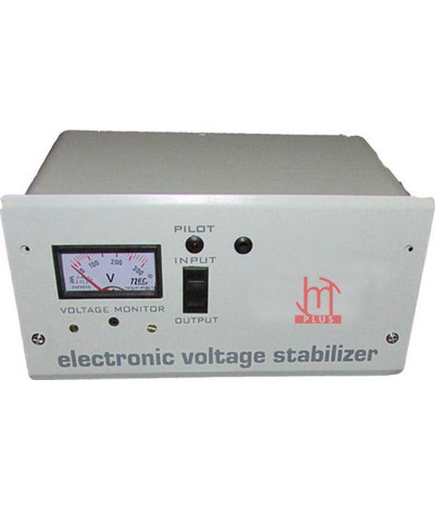 Jmt Plus 2KVA Voltage Stabilizer